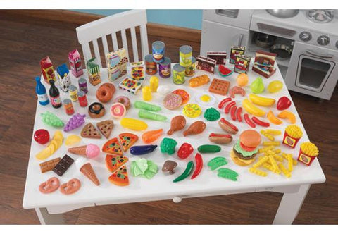 Tasty Treats Pretend Play Food Set