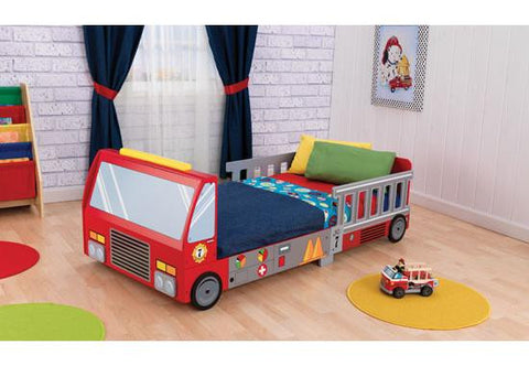 FireTruck Toddler Bed by Kidkraft, KidKraft, Crib & Beds, Toddler Bed
