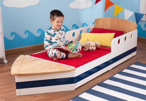 KidKraft Toddler Boat Bed - FREE SHIPPING!