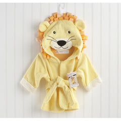 Lion Hooded Baby Robe, Baby Aspen, Baby Gifts, Boys and Girls, Outfit