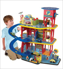 Kidkraft Deluxe Garage Playset, KidKraft, Toys, Play Furniture