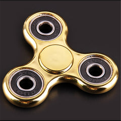 Hand Spinner Tri Spinner Toy for Autism and ADHD Fidget Finger spiner figit toy