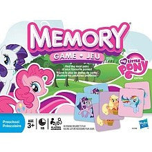 Memory My Little Pony Board Game, Indigo (cyber Monday), Toys, Board Games
