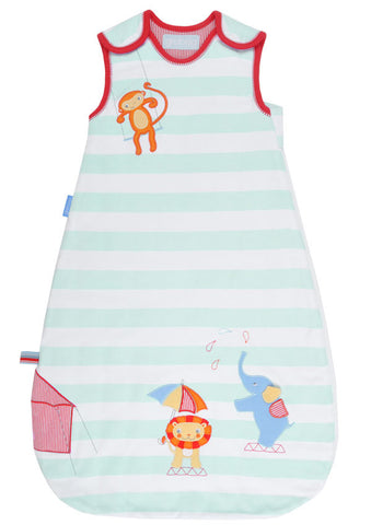 Grobag - Sleepy Circus Baby Sleeping Bag, Oyaco, Baby Sleeping Bags, Boys and Girls
