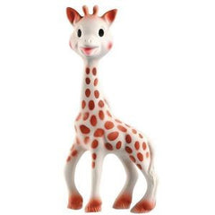 SOPHIE The Giraffe Teether Toy, PetitePosh, Toys,