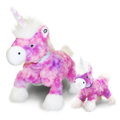 Zoobie Pet - Uriel the Unicorn with Mini Unicorn, Everest, Toys, Zoobie Pets + Mini Pet