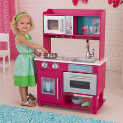 Gracie Toddler Kitchen by Kid Kraft - with FREE SHIPPING within Canada!