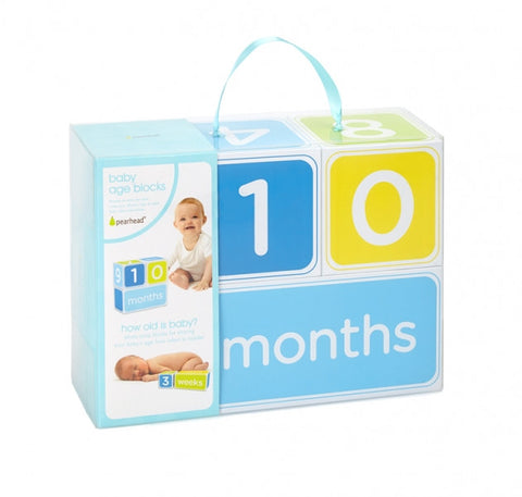 Age Block Set - Blue