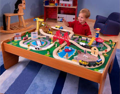 Kidkraft Ride Around Town Train - Table & Set, KidKraft, Toys, Train Sets