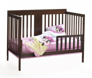 Calvin 4-in-1 Convertible crib – available in 4 colours
