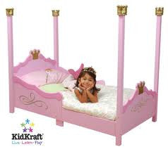 Princess Toddler Bed by KidKraft, KidKraft, Crib & Beds, Toddler Bed