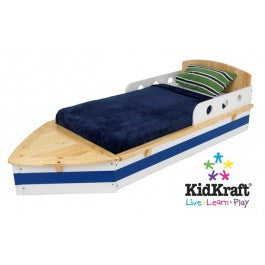 KidKraft Toddler Boat Bed, KidKraft, Crib & Beds, Toddler Bed