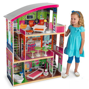 Designer Dollhouse by KidKraft - FREE SHIPPING! | PeePosh on autocad 3d design, engineering house design, google sketchup house design, radiant heating installation and design, classic house design, art house design, cnc house design, japanese tea house design, top house design, building structure design, box structure design, technical drawing and design, business house design, fab house design, support structure design, solidworks house design, architecture house design, 2d house design, house structure design, manufacturing house design,