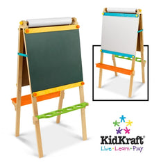 The KidKraft Art Easel with Paper Roll, KidKraft, Toys, Art