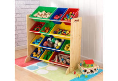 Sort It and Store It Bin Unit, KidKraft, Storage, New, Storage