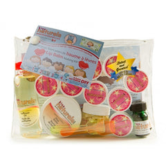 Kiss Naturals Lip Balm Making Kit, PetitePosh, Toys, Green and Eco Friendly