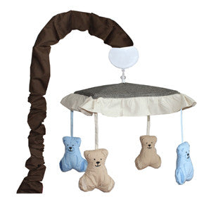 Complete 10pc Bedding Set - The Teddy Bear - FREE SHIPPING!