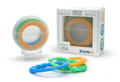 Baby Teethers by Dano, The Very Best Non-Toxic Teether, PetitePosh, Parenting Essentials,