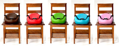 Cafe Booster Seat - for the Keekaroo Height Right Wooden High Chair, Oyaco, Desk and Chair, Chairs
