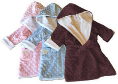 Dimple Toddler Robe by Bizoux, Bizoux Bizoux, Bath Time,