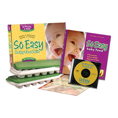SO EASY Baby Food Kit, Oyaco, Parenting Essentials, Food, New
