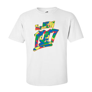 "Neon Camo ""The New 1017 "" T-shirt"