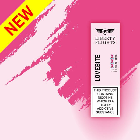 Liberty Flights Lovebite E-Liquid-Liberty Flights-E-Cigarette Online