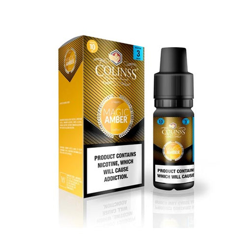 ColinsS Magic Amber E-Liquid-Colinss-E-Cigarette Online