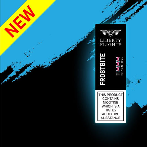 Liberty Flights Frostbite E-Liquid-Liberty Flights-E-Cigarette Online