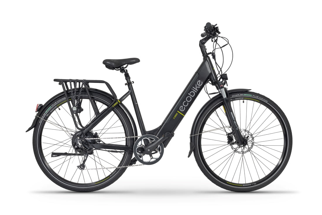 EcoBike X-Cross L Black (Medium)