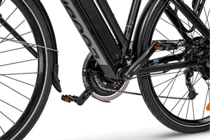 EcoBike S-Cross L Black (Medium)