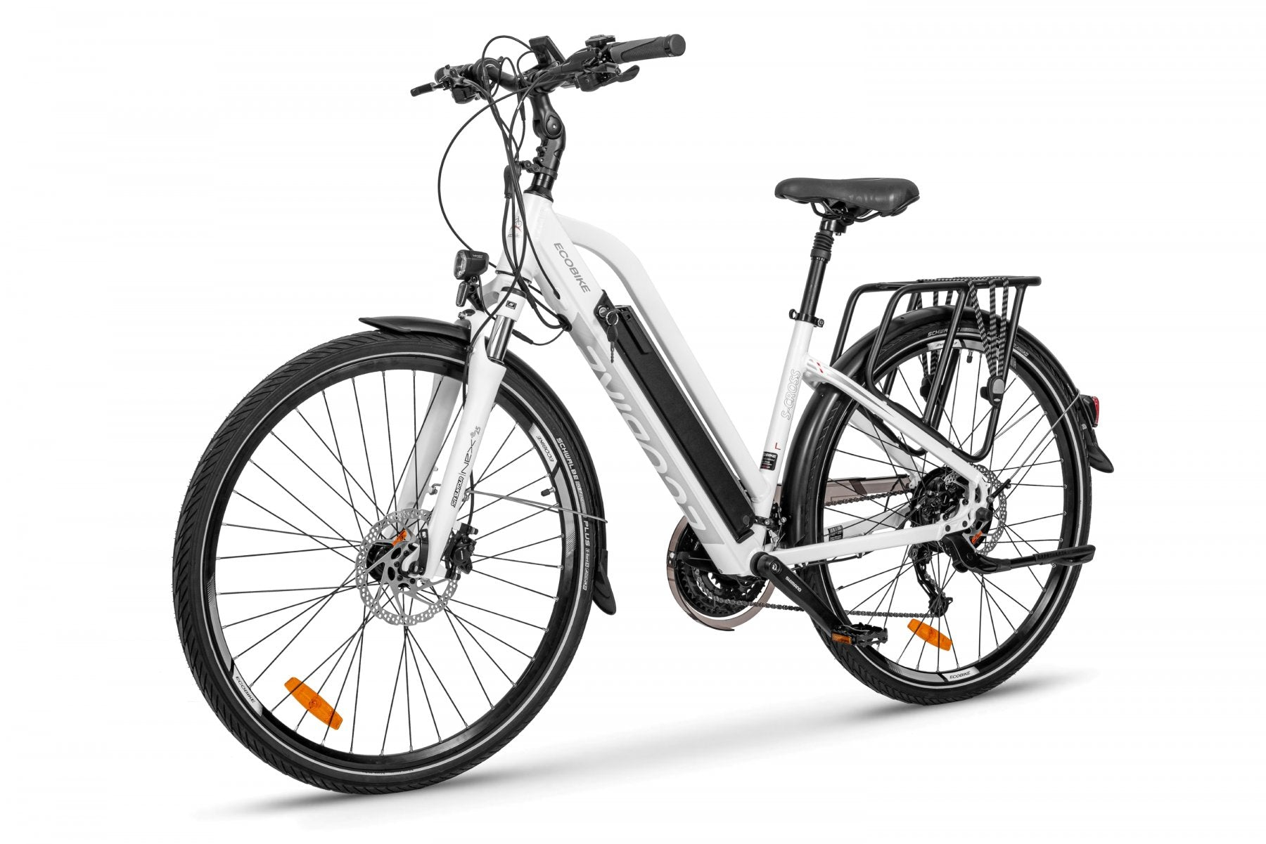Hybrid Electric Bike S-Cross L