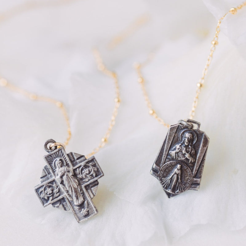 European Saint Pendants