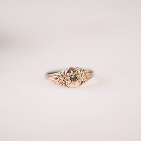 Dainty Deco Baby Ring