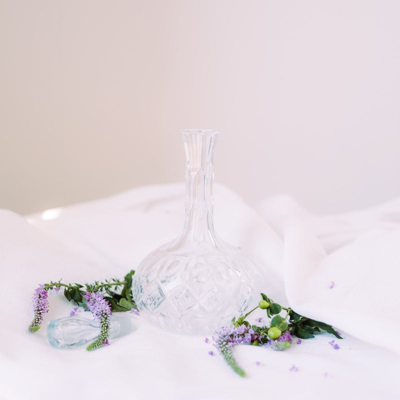 Lillian Crystal Decanter