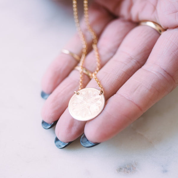Florence Pendant Necklace