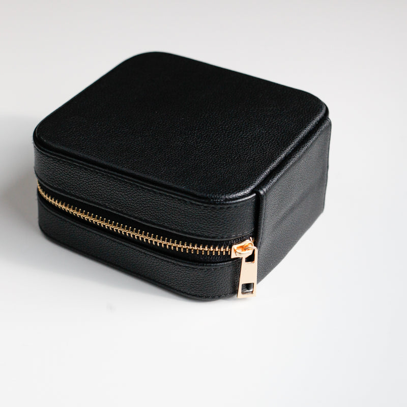 Leather Jewelry Case