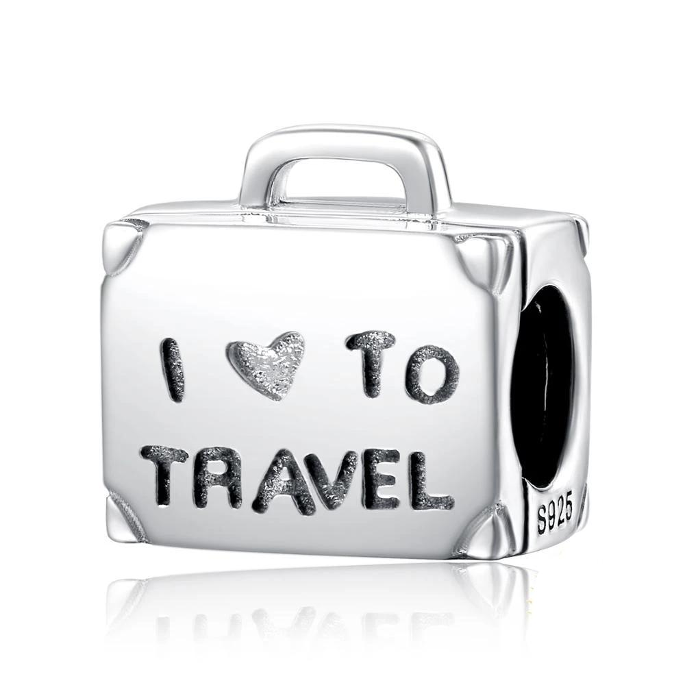 LOVE TO TRAVEL CHARM