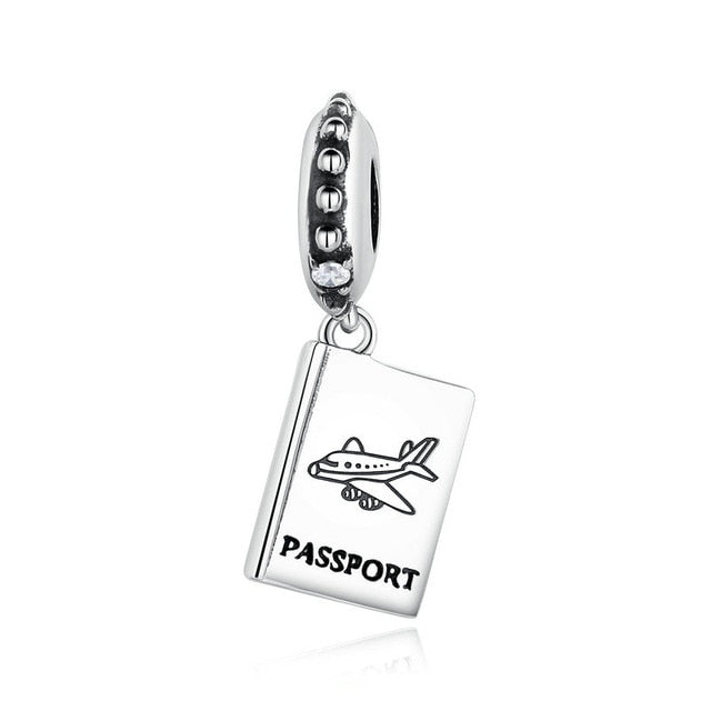 TRAVEL INSPIRED CHARMS