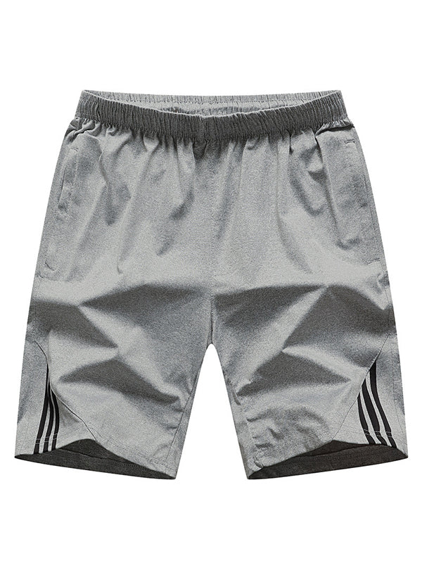 Men Summer Beach Casual Simple Sprots Shorts