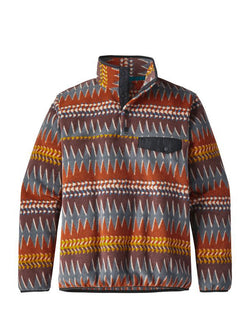 Men's Ethnic Striped Long Sleeve Jackets