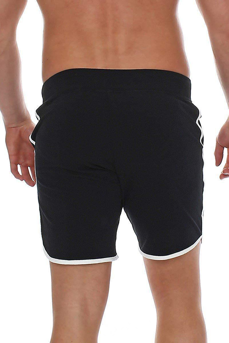 Men Casual Comfortable Simple Summer Shorts Beach Swimming Trunks
