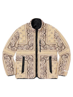 Men's Casual Ethnic Printed Jacket