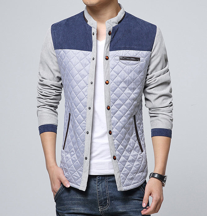 Men's Corduroy Casual Jacket