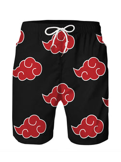 Men Creativity Fun Printed Casual Shorts Summer Swimming Trunks