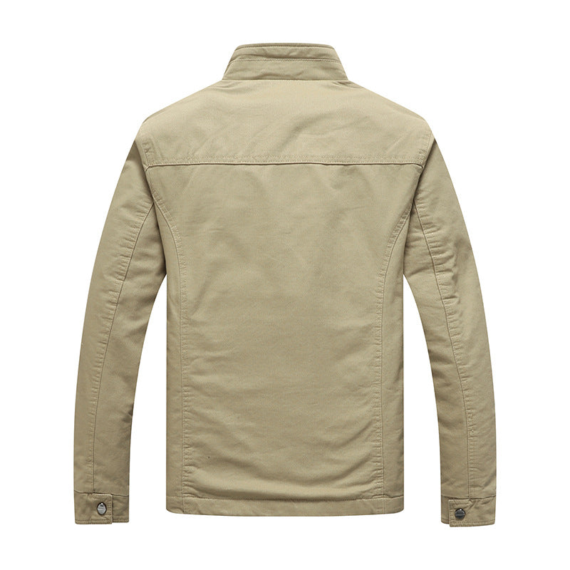 Men's Loose Fit Thermal Jacket
