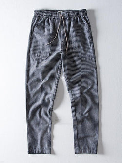 Men Casual Solid Pant