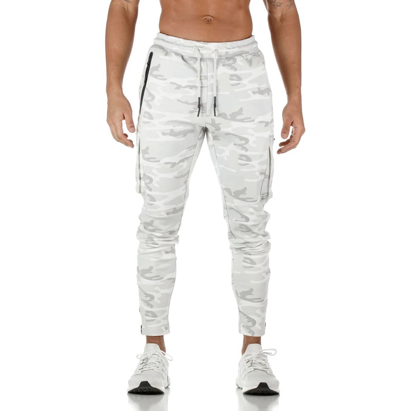 Men Camouflage Sports Pant
