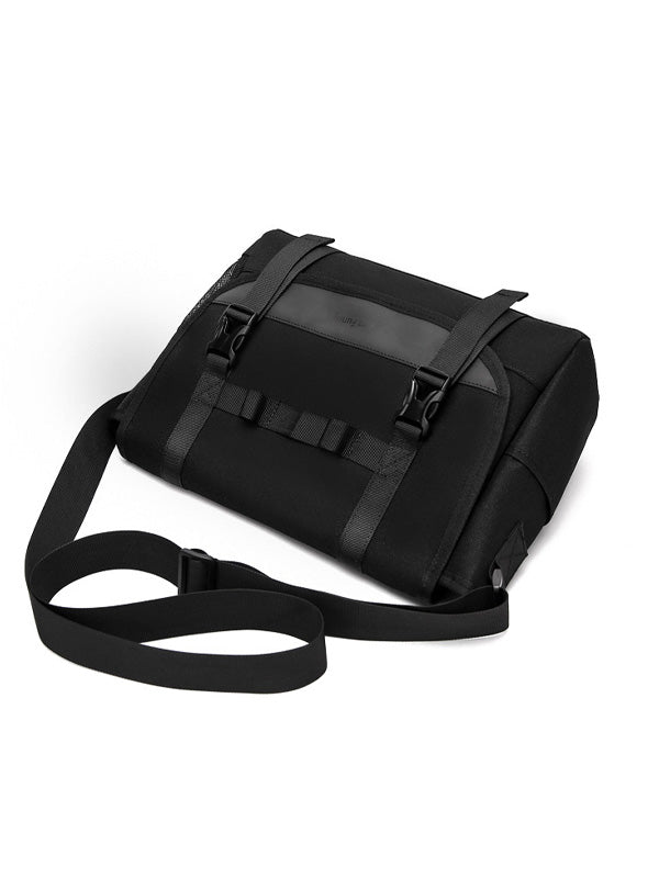 Fashion Solid Color  Waterproof Shoulder Bag