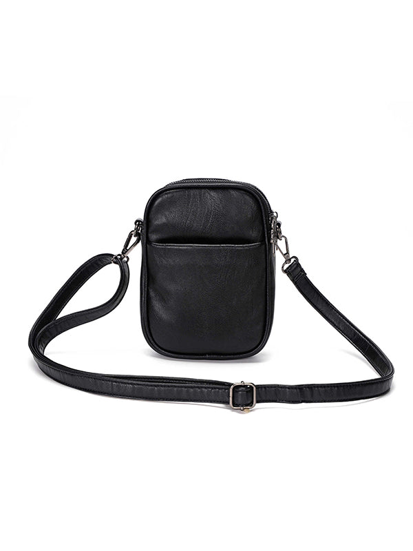 Leisure Mini Leather Handbags